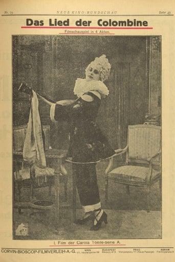 Watch Das Lied der Colombine 1918 full online free