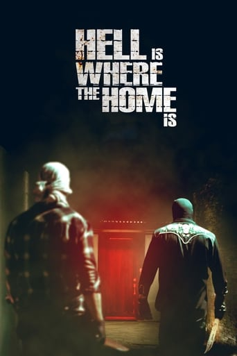 Poster of Hell Is Where The Home Is