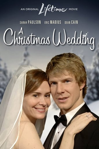 Poster of A Christmas Wedding