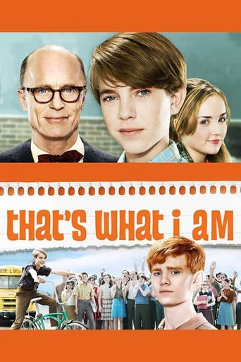 That's What I Am (2011) - poster