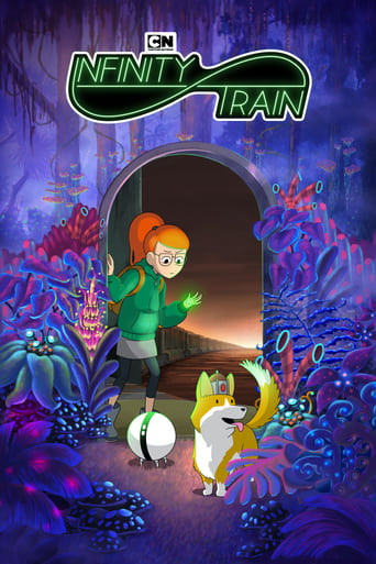 Infinity Train Poster