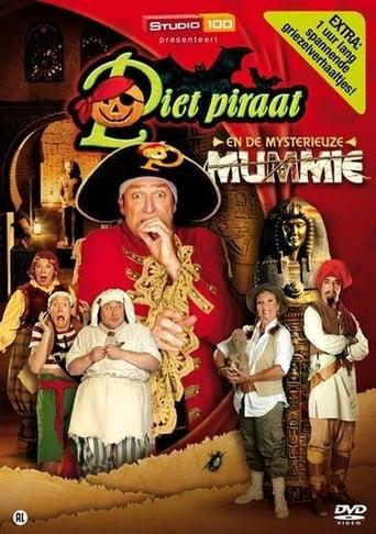 Piet Piraat en de Mysterieuze Mummie