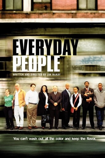 Poster of Everyday People