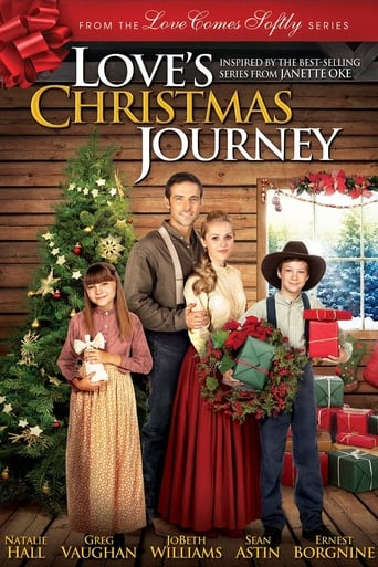 Poster of Love's Christmas Journey