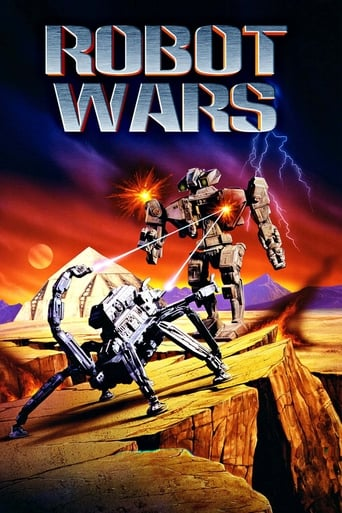 Poster of Robot Jox 2: Robot Wars