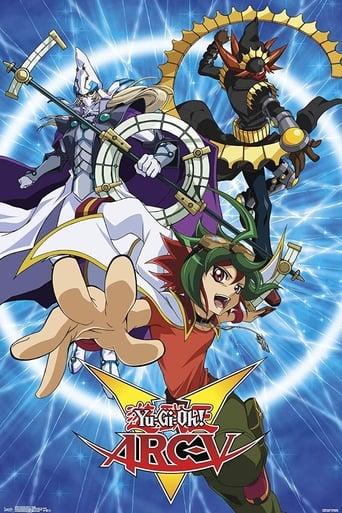 Poster of Yu-Gi-Oh! Arc-V