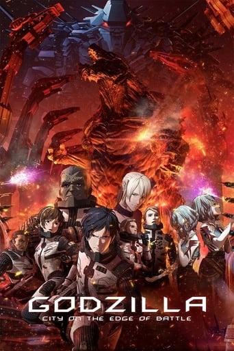 Poster of Godzilla: City on the Edge of Battle