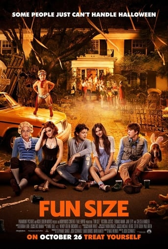 Poster of Fun Size