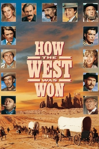 Watch How the West Was Won Online