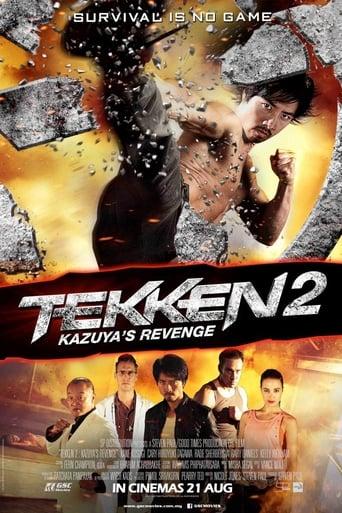 Poster of TEKKEN: Kazuya's Revenge