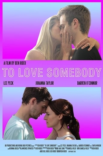 Poster of To Love Somebody