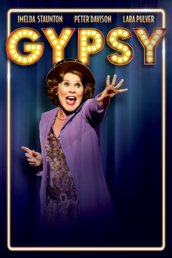 Poster of Gypsy: Live from the Savoy Theatre
