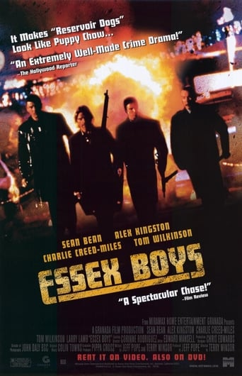 Poster of Essex Boys