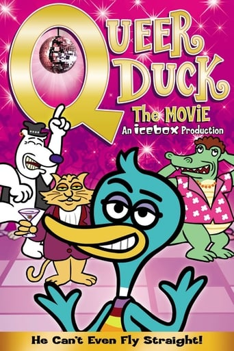 Poster of Queer Duck: The Movie