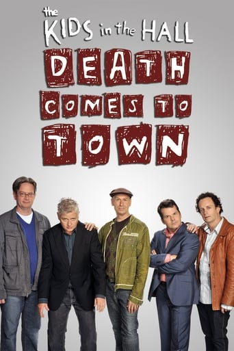 Capitulos de: The Kids in the Hall: Death Comes to Town