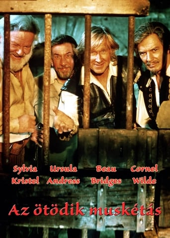Poster of The Fifth Musketeer