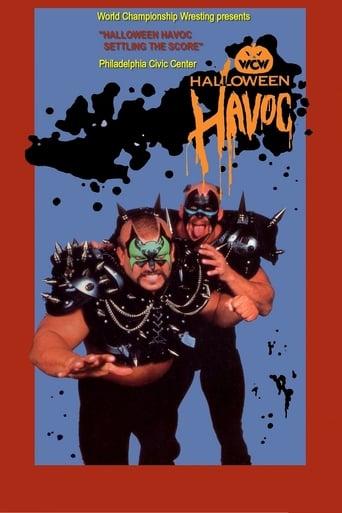 Poster of NWA Halloween Havoc 1989
