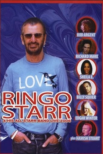ringo starr his all starr band live 2006 2008 the movie. Black Bedroom Furniture Sets. Home Design Ideas