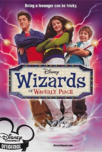 Poster of Wizards of Waverly Place