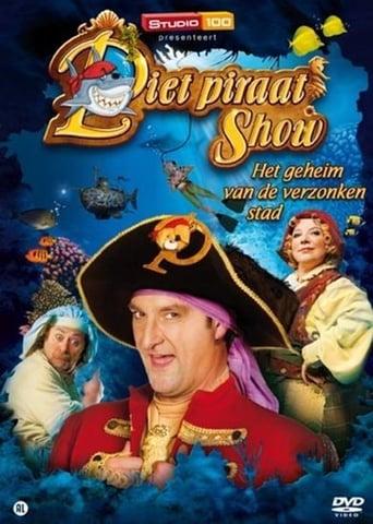 Piet Piraat En Het Geheim Van De Verzonken Stad