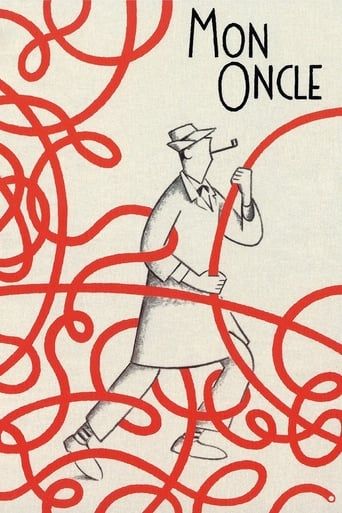 Poster of Mon Oncle