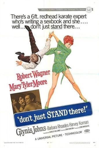 Poster of Don't Just Stand There