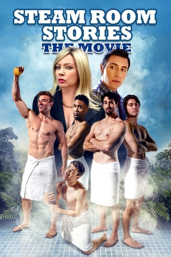 Steam Room Stories: The Movie! - Poster