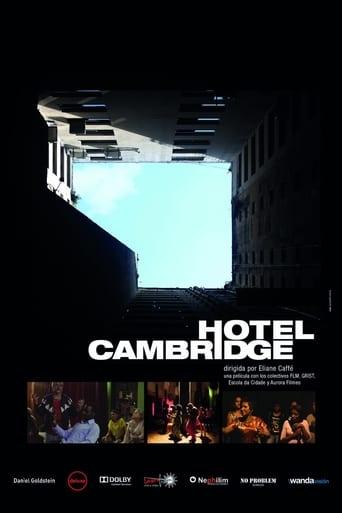 Era o Hotel Cambridge - Poster