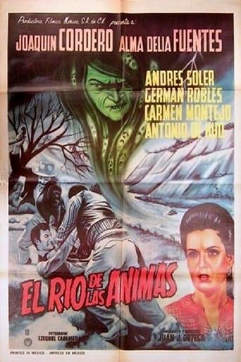 El río de las ánimas Movie Poster