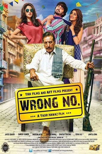 Poster of Wrong Number