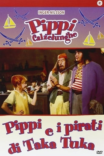 Pippi Calzelunghe e i pirati di Taka-Tuka