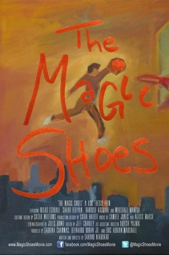 Poster of The Magic Shoes