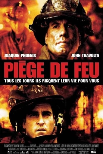 Poster of Piège de feu