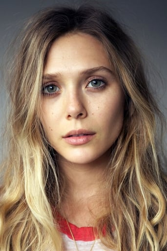 A picture of Elizabeth Olsen