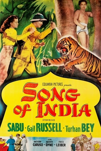 Poster of Song of India fragman