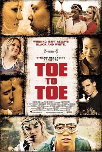 Poster of Toe to Toe