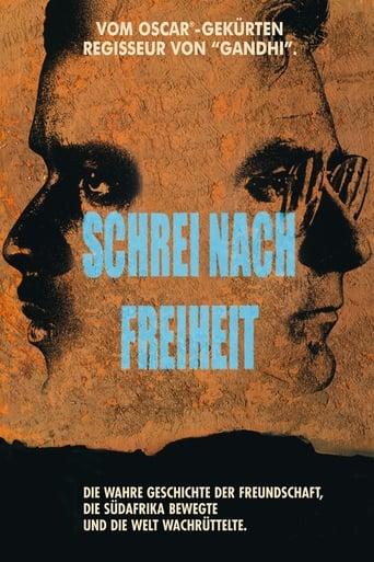 Schrei nach Freiheit - Drama / 1988 / ab 0 Jahre
