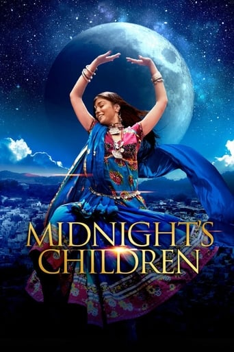 Poster of Midnight's Children