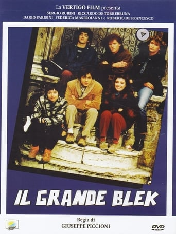 Poster of Il grande Blek