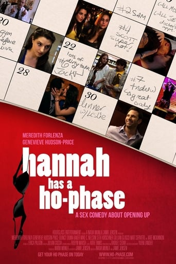 Poster of Hannah Has a Ho Phase