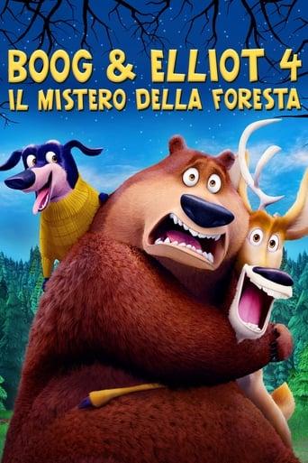 Cartoni animati Boog & Elliot 4 - Il mistero della foresta - Open Season: Scared Silly