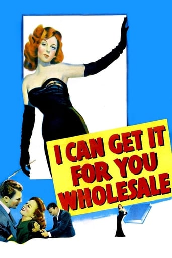 Poster of I Can Get it For You Wholesale