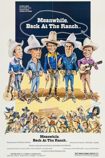 Poster of Meanwhile, Back at the Ranch