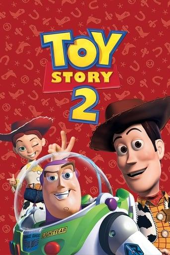 Poster of Toy Story 2: Los juguetes vuelven a la carga