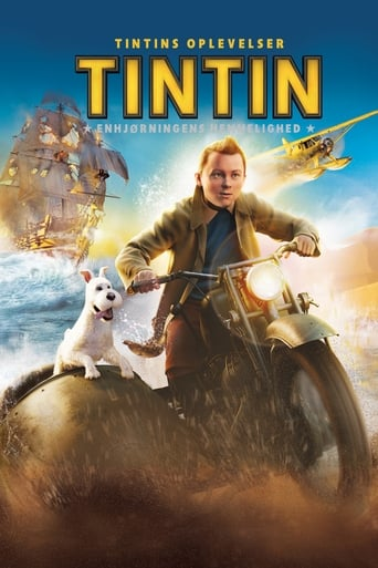 Tintin: Enhjørningens hemmelighed