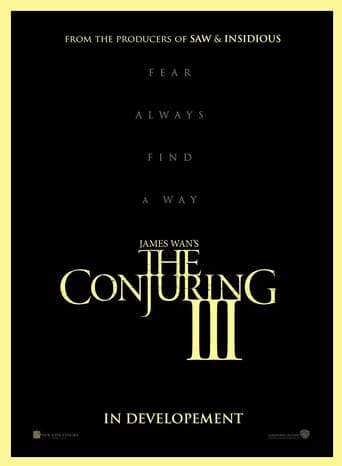 Poster of The Conjuring 3