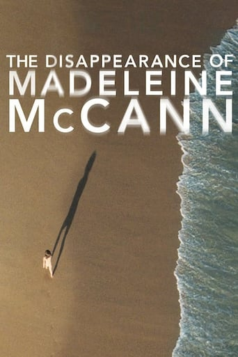 The Disappearance of Madeleine McCann Movie Poster