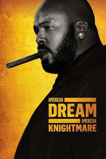 Poster of American Dream/American Knightmare