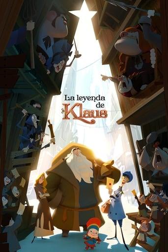 Poster of La leyenda de Klaus