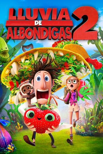 Poster of Lluvia de albóndigas 2